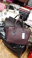Реплика Брендовая сумка Michael Kors Сельма все бозовые цвета, фото 1