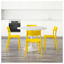 Стіл та 4 стільці