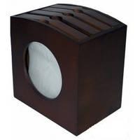 Деревянный CD-архив №6006, хранение CD дисков,отличный подарок,деловые подарки