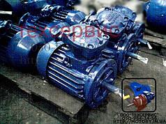 Электродвигатель взрывозащищенный М132М4 5.5 кВт 1500 об/мин