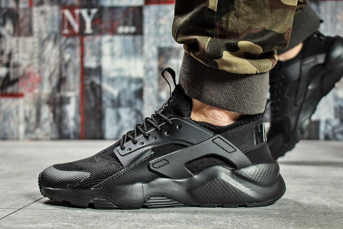 Кроссовки мужские 15631, Nike Air Huarache, черные ( нет в наличии  )