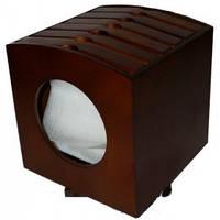 Деревянный CD-архив №6004, хранение CD дисков,отличный подарок,деловые подарки