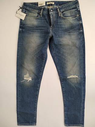 Джинсы женские Levi's Marker tapered  /W27 /Boyfriend/Mid riseTapered Leg/Оригинал, фото 2