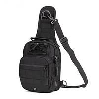 Сумка тактическая повседневная EDC A1L bag Protector Plus black