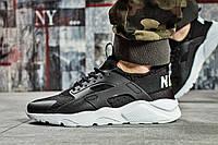 Кроссовки мужские 15672, Nike Air Huarache, черные ( нет в наличии  ), фото 1