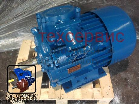 Электродвигатель АИММ180М4 30 кВт 1500 об/мин, фото 2