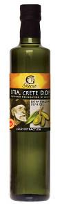 Оливковое масло первого холодного отжима из региона Сития на острове Крит DOP Extra Virgin Gaea - 500мл
