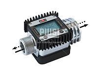 Качественный расходомер дизельного топлива К24 (6-120 л/мин) ( погрешность 1%) F00408100 Piusi Италия