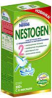 Заменитель грудного молока Nestle Nestogen (Нестле Нестожен) 2, молочная смесь, 350 г