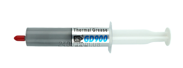Термопаста GD900 30гр якісна для пк
