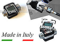 Качественный электронный расходомер диз топлива К24 (6-120 л/мин) (погрешность 1%) F00408100 Piusi Италия