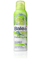 Дезодорант-спрей Balea Deospray Fresh Lime 200 мл
