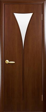 Модель Бора ПВХ стекло межкомнатные двери, Николаев, фото 2