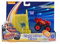 Светящаяся машинка Блейз Вспыш и чудо машинки