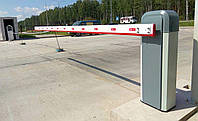 Автоматический шлагбаум (5м) анмоторс барьер стрела / автоматичний шлагбаум  anmotors бар'єр стріла