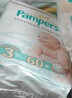 Детские подгузники Pampers premium care 3ка 52шт