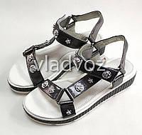 Детские босоножки сандалии сандали для девочки 35р.
