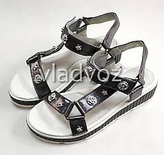Детские босоножки сандалии сандали для девочки 37р.