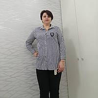 Рубашка в полоску, фото 1