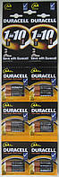 Батарейки Duracell LR6 (AA) MN1500 отрывные 1*2