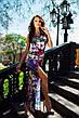 Платье в яркой и красочной расцветки, фото 5