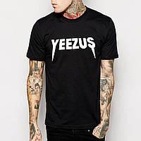 Футболка стильная | Yeezus logo , фото 1