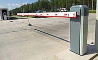 Автоматический шлагбаум (6м) анмоторс барьер стрела / автоматичний шлагбаум  anmotors бар'єр стріла