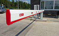Автоматический шлагбаум (6м) анмоторс барьер стрела / автоматичний anmotors ASB6000 бар'єр стріла