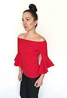 Блуза Oscar Fur БВ-3 Красный, фото 1