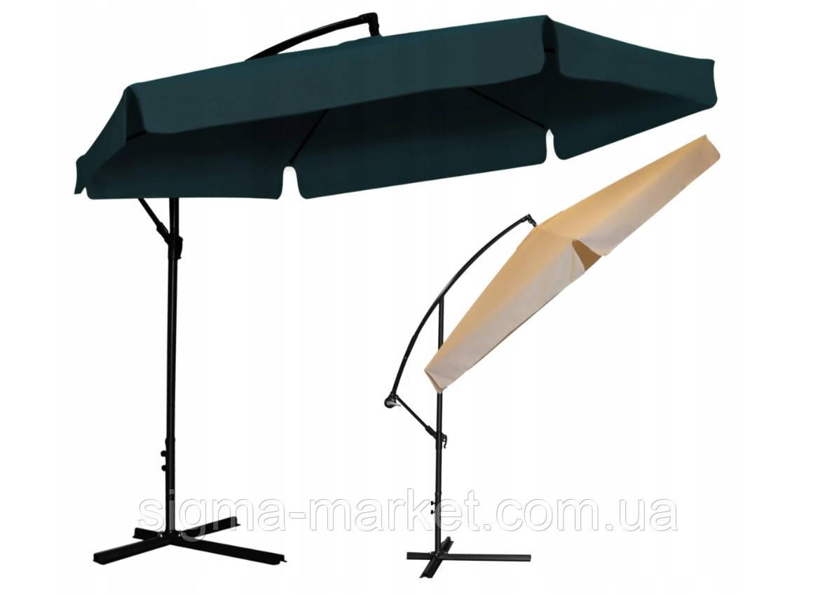 Садовый зонт 350 см aGa GARDEN 2020