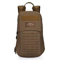 Тактический рюкзак с гидратором raider pack 20 INOXTO OUTDOOR coyot
