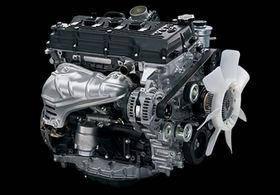 Двигатель 2TR 2.5i 16V