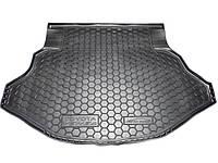 Полиуретановый коврик для багажника Toyota Venza c 2013-