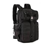 Тактический городской рюкзак Modular Pack Protector Plus black, фото 1