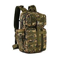 Тактический городской рюкзак Modular Pack Protector Plus woodland, фото 1