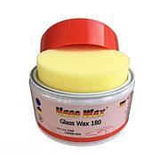Твердый Воск Glass Wax 180 Лидер Защиты Вашего Авто (300 грамм)