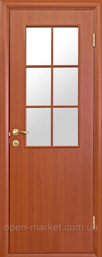 Модель КОЛОРИ ПВХ стекло межкомнатные двери, Николаев