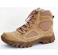 Черевики-берці тактичні трекінгові Wolf boots mid track coyot 41(id 0069-01), фото 1