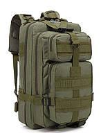 Тактичний міський рюкзак Falcon Cin fabric oliv, фото 1