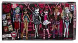 Набор 6 кукол Monster High Dolls Original Ghouls Collection Базовые, фото 8
