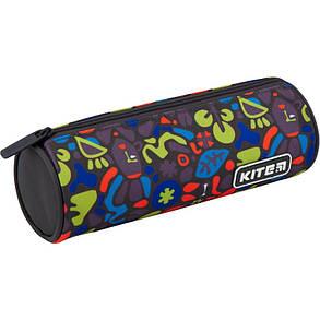 Пенал Kite Education 640-5 K19-640-5 ранец  рюкзак школьный hfytw ranec, фото 2