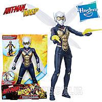 Человек Оса 30 см с подвижными крыльями Hasbro Wasp E0847