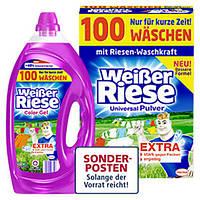 Гель для стирки цветного белья WeiBer Riese Color Gel 100st (5L)