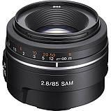 Объектив Sony 85mm F/2.8 SAM ( SAL85F28 ) Гарантия производителя ( на складе ), фото 3