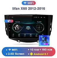 Junsun 4G Android магнитола для Lifan X60 2012 2013 2014 2016  wifi