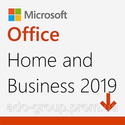 Офисное приложение Microsoft Office Home and Business 2019 All Lng, фото 2