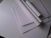 Фторопласт Ф-4 листовой (PTFE) разной толщины
