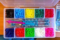 Набор для плетения Loom Bands 2600 c оригинальным станком