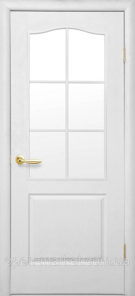 Модель СІМПЛІ під скління (без скла) міжкімнатні двері, Миколаїв
