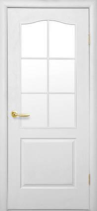Модель СІМПЛІ під скління (без скла) міжкімнатні двері, Миколаїв, фото 2